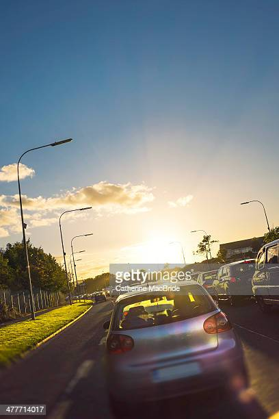 beautiful traffic jam - catherine macbride stock pictures, royalty-free photos & images