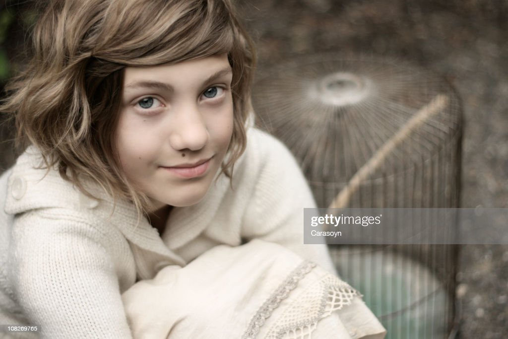 Beautiful Tween High Res Stock Photo Getty Images