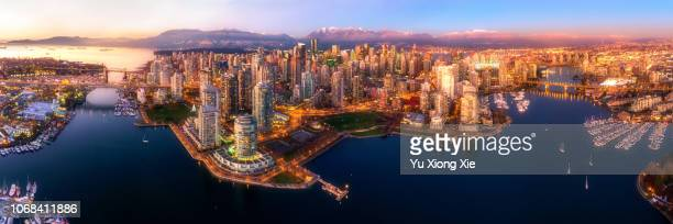 Beautiful Vancouver downtown-02