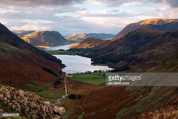 Beautiful View, Buttermere, Lake District, Cumbria, England