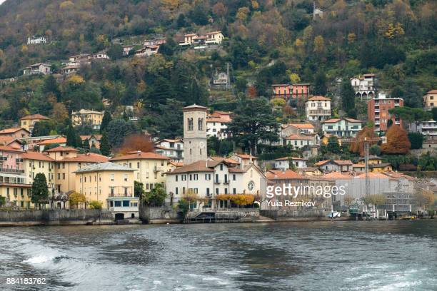 Beautiful view of Como, Italy