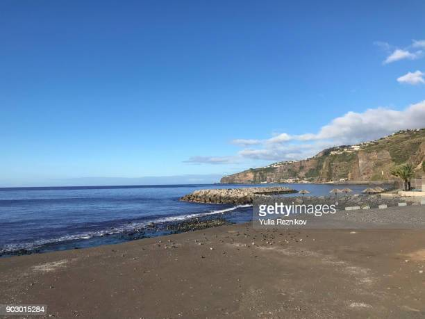 Beautiful view of Madeira