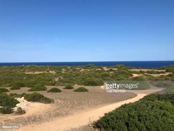 Beautiful view of Mallorca