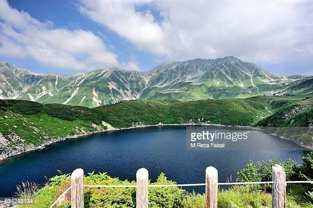 Beautiful View of Mikurigaike Pond