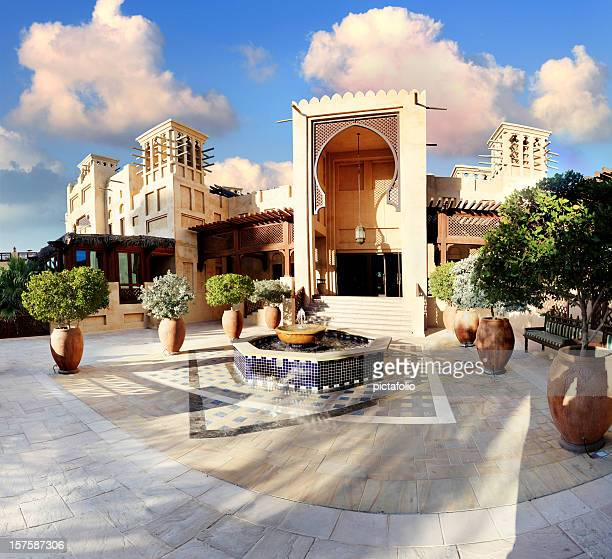 Beautiful view of Souq Madinat Jumeirah