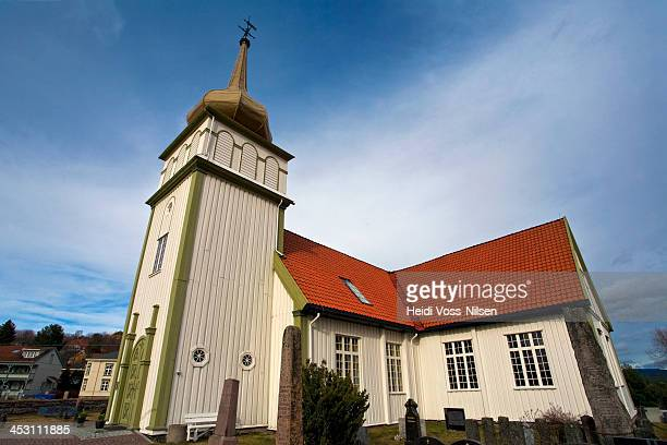 Beautiful Vinger Parish Church was built in 1697. The building material is wood and the church is situated in the Vinger and Odal rural deanery in...