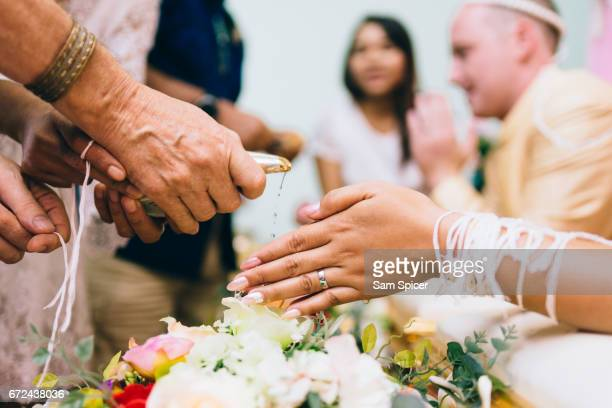 Beautiful Wedding Ceremony in South East Asia