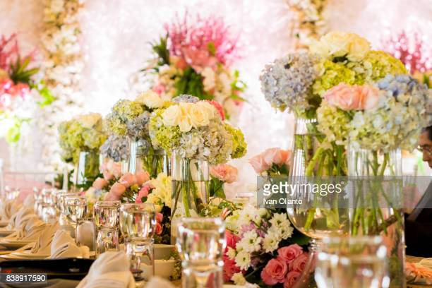 Beautiful Wedding Flower Decoration