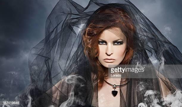 Schöne Hexe