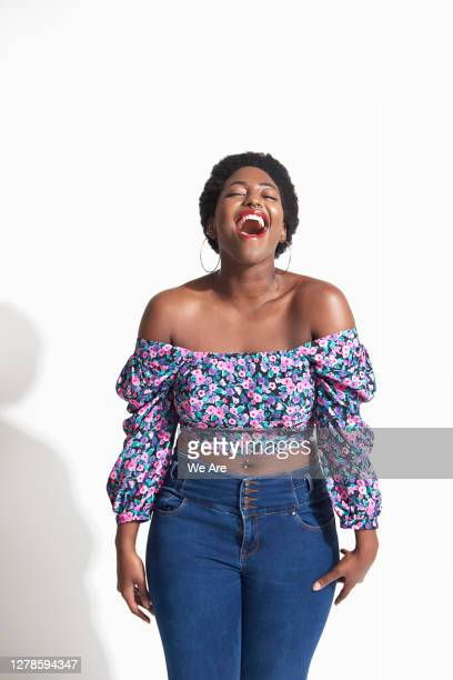 beautiful woman laughing - millennial generation stock pictures, royalty-free photos & images