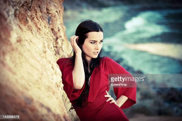 Beautiful Woman Outdoor Nature
