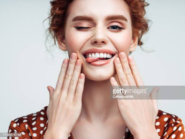 beautiful woman - human face stock pictures, royalty-free photos & images