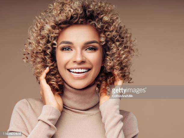 beautiful woman - fashion industry stock pictures, royalty-free photos & images