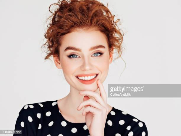 beautiful woman - toothy smile stock pictures, royalty-free photos & images