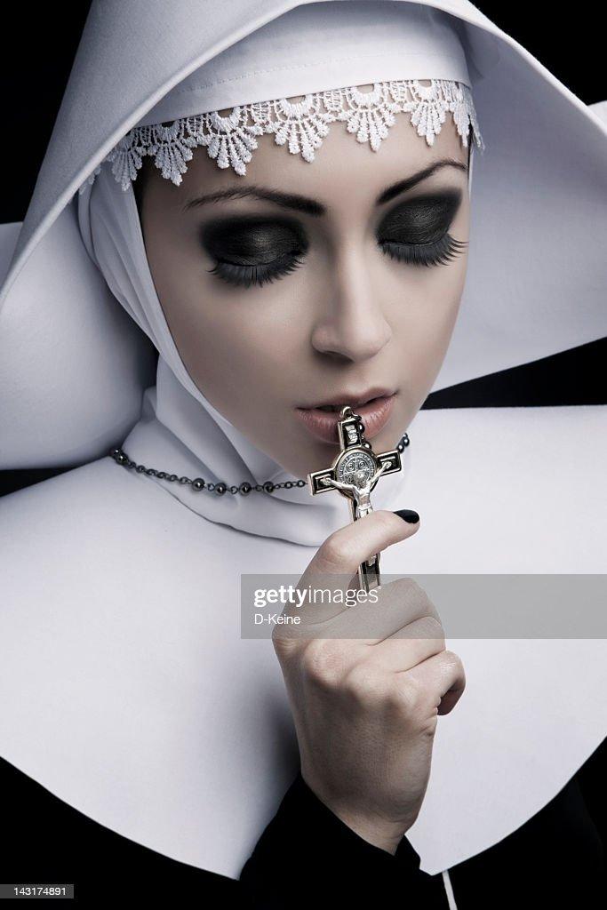 Mujer bella : Foto de stock