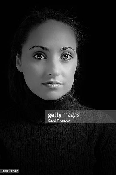 beautiful woman - cappi thompson stock pictures, royalty-free photos & images