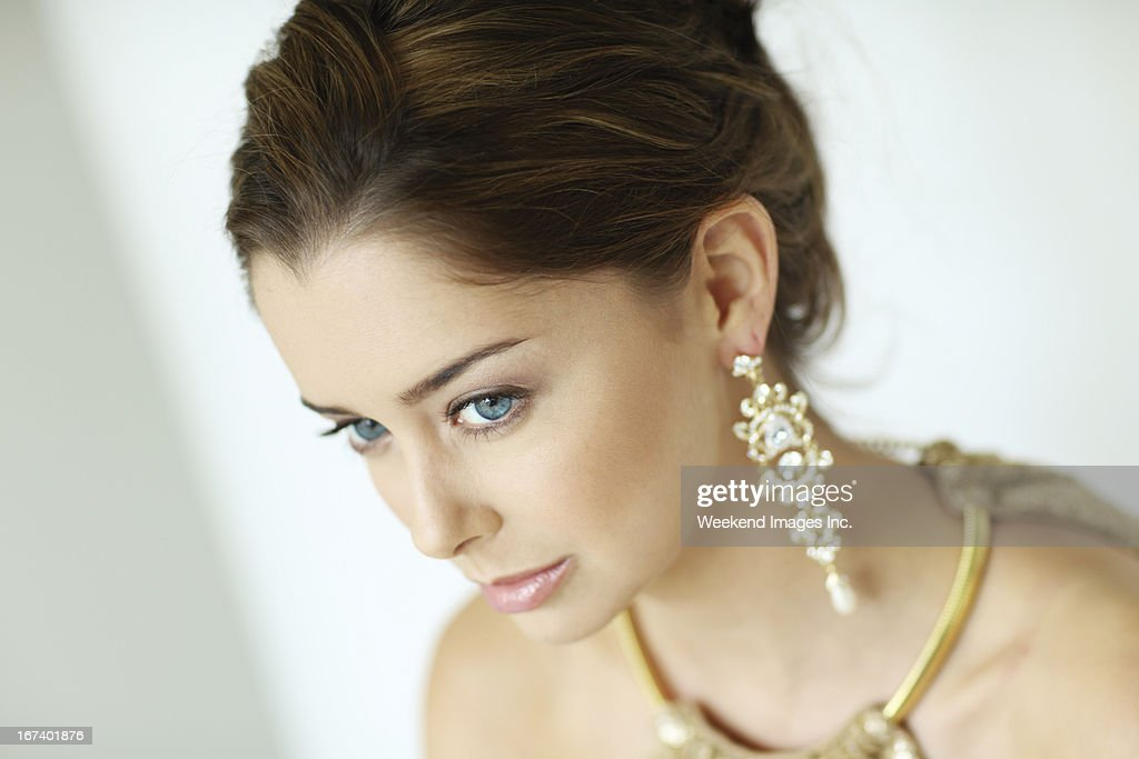 Beautiful woman : Bildbanksbilder
