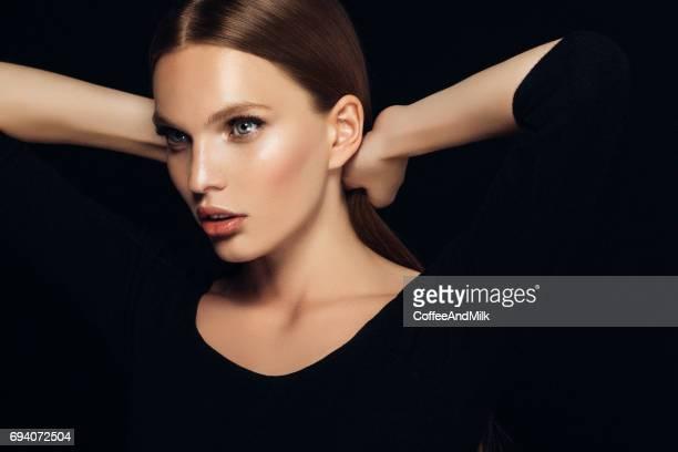 Schöne Frau