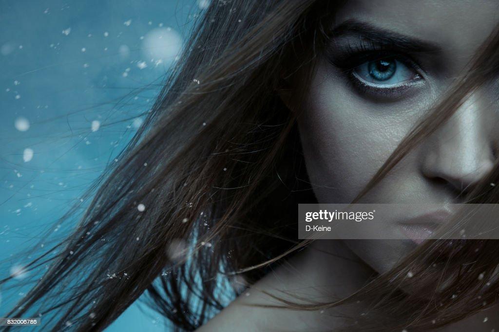 Beautiful woman : Foto de stock