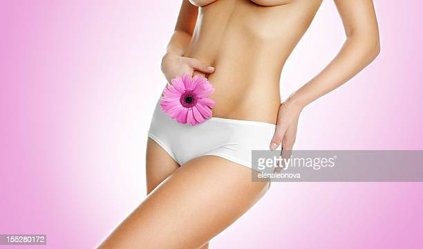 beautiful woman's body - perfect female body shape stock photos and pictures