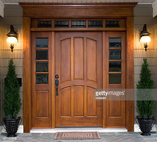 Beautiful Wooden Door
