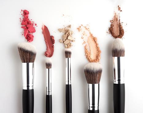 Beauty brushes. 1161219626