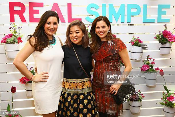 Beauty Director at Real Simple Magazine Heather Muir Associate Beauty Editor at Real Simple Jenny Jin and Fashion Director at Real Simple Victoria...