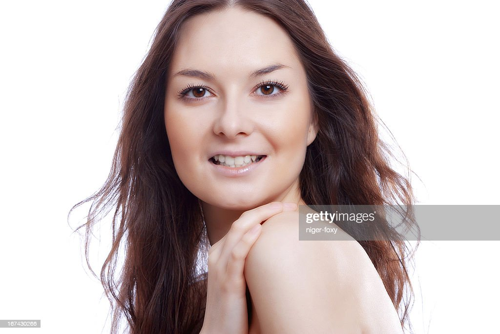 beauty face : Stock Photo