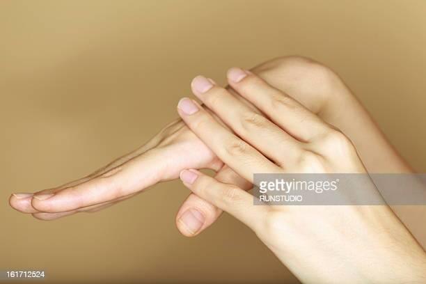 beauty hand - ボディケア ストックフォトと画像
