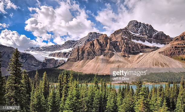 beauty in bow valley - bow valley stock pictures, royalty-free photos & images