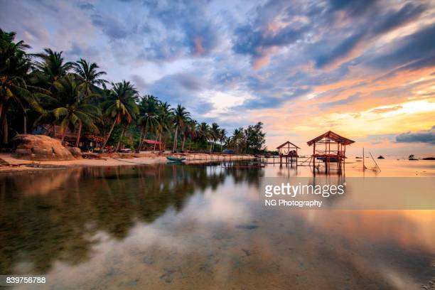 beauty in nature - vietnam - vietnam stock pictures, royalty-free photos & images