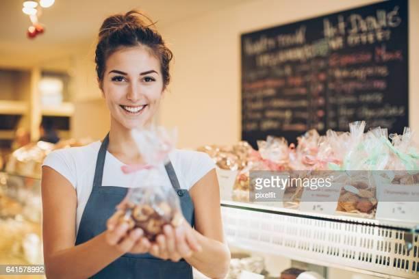 Beauty in the bakery