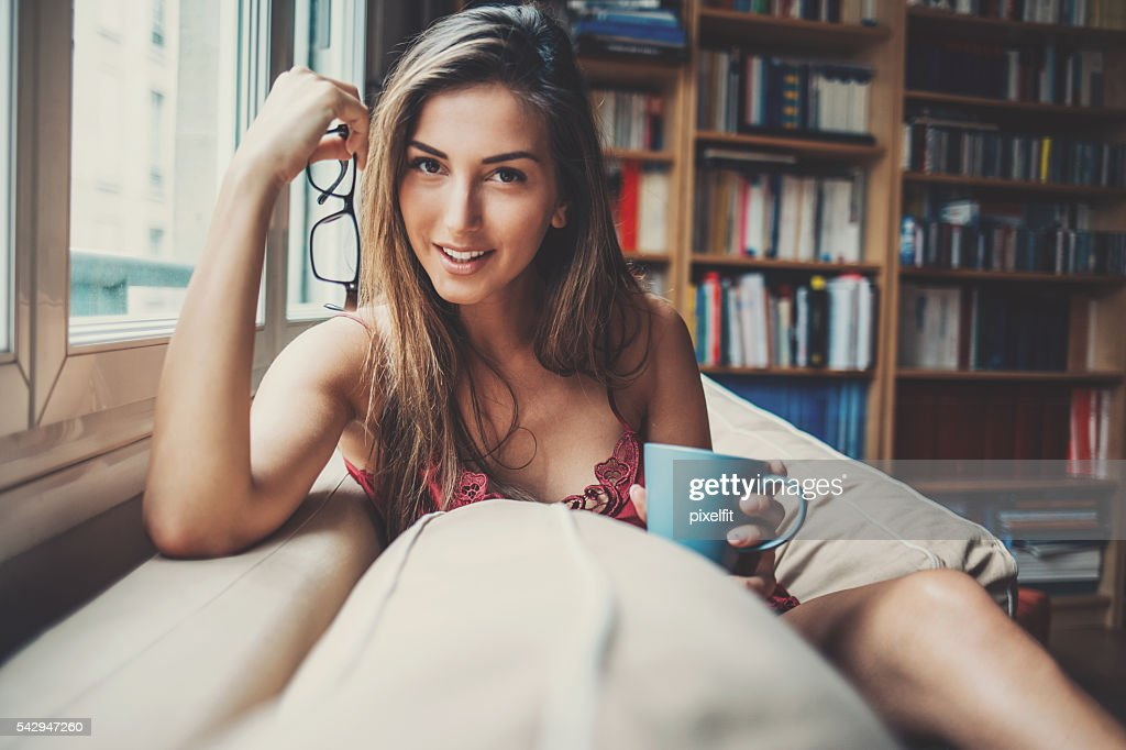 Beauty in the morning : Stock Photo