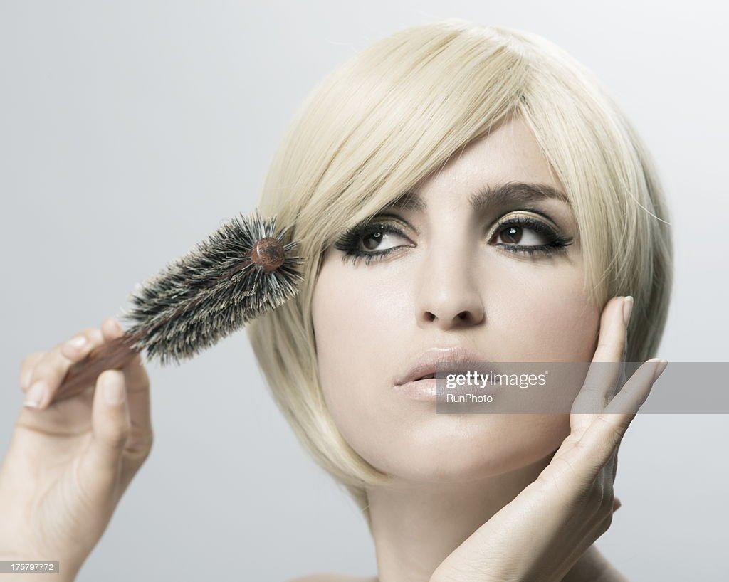 Beauty Make-up Studio : Stock Photo