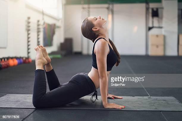 Beauty of body movement