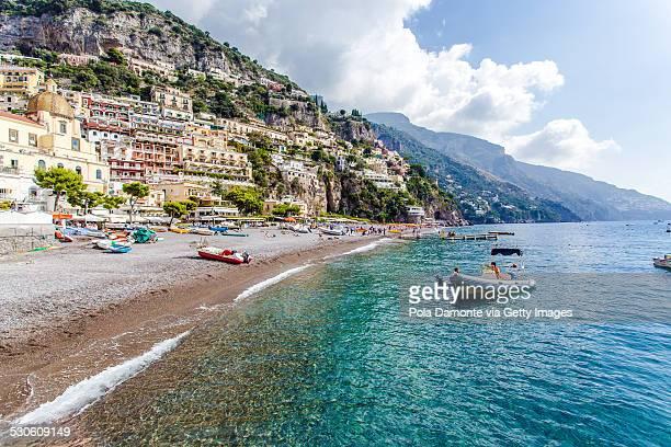 Beauty of Positano, Amalfi Coast, Italy