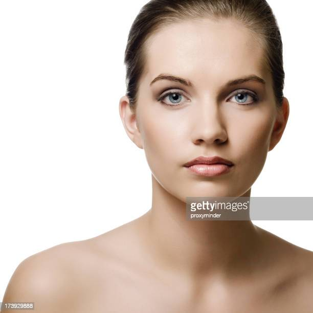 beauty - fine art portrait stock photos and pictures