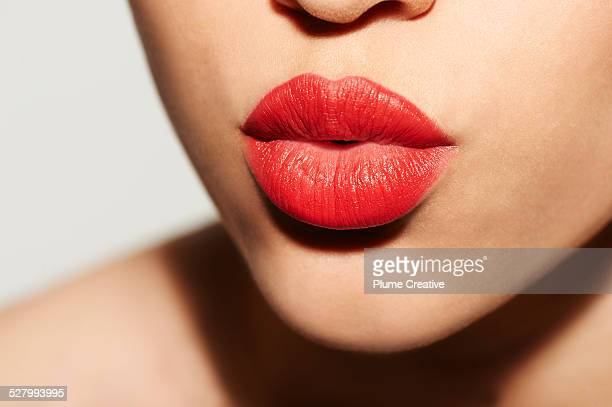beauty - kissing stock pictures, royalty-free photos & images