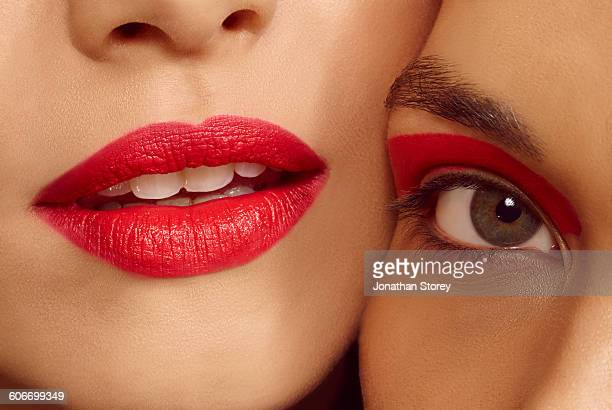 beauty - lipstick stock pictures, royalty-free photos & images