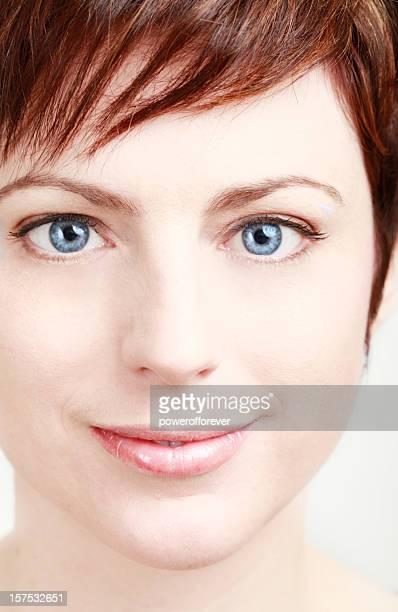 Portrait de beauté