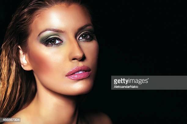 Schönheit portrait