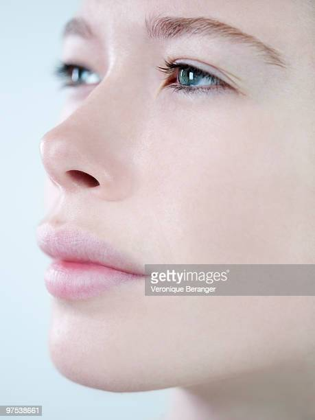 beauty portrait - newhealth stock pictures, royalty-free photos & images
