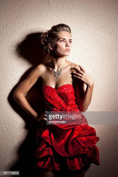 Retrato da beleza com estilo de Cabelo