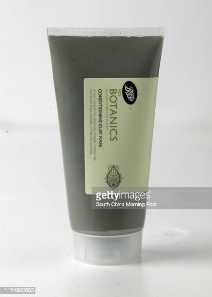 Beauty product Bontanics conditioning clay mask from Boots 08 March 2004