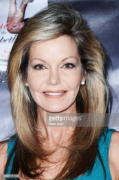 Beauty queen Julie Hayek attends the book launch party for Grace Robbin's new book Cinderella And The Carpetbagger My Life As The Wife Of The World's...