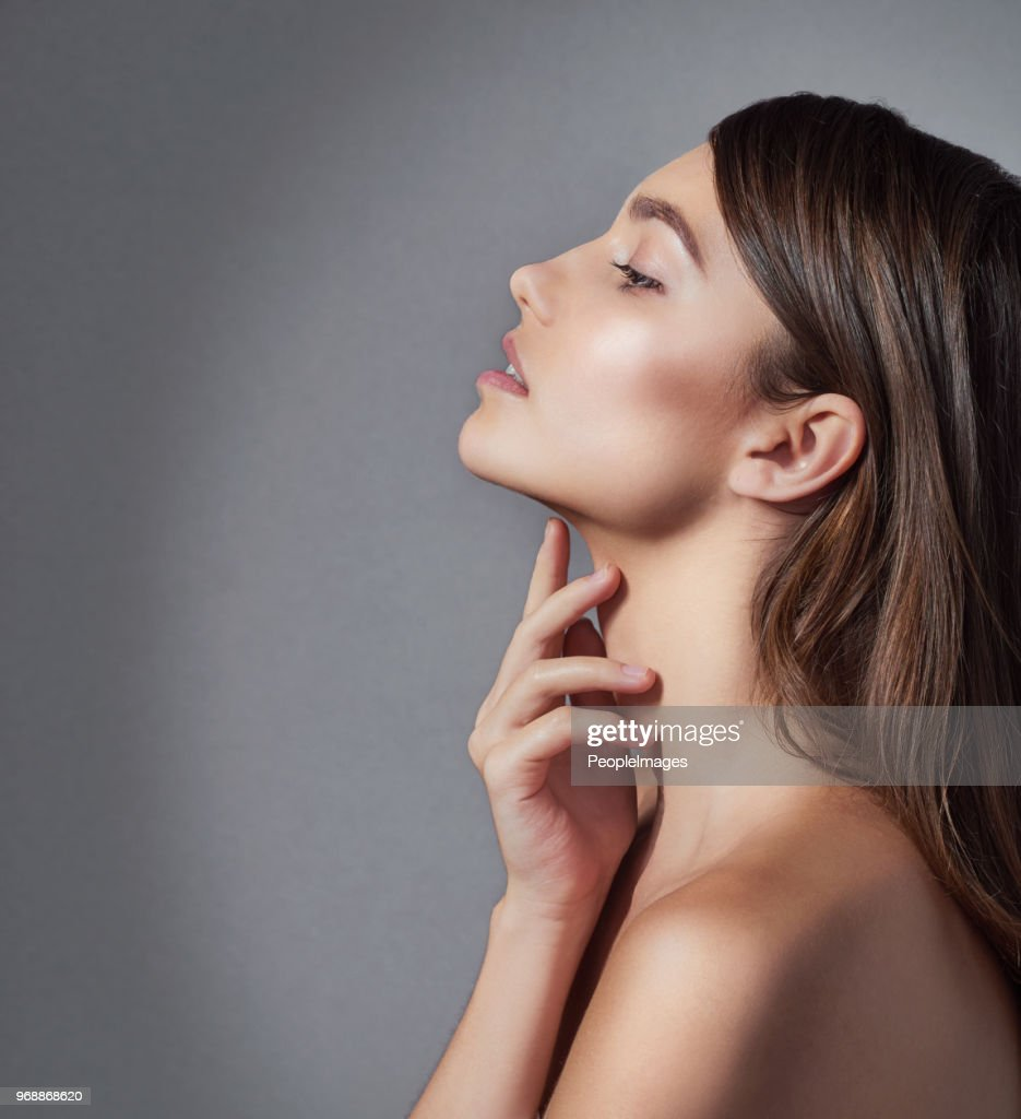 Beauty redefined : Stock Photo