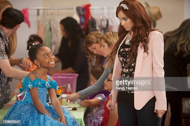 JESSIE Beauty the Beasts After convincing Zuri to enter a pageant Jesse runs into her nemesis Nanny Agatha who has entered her beloved Lindsay in the...