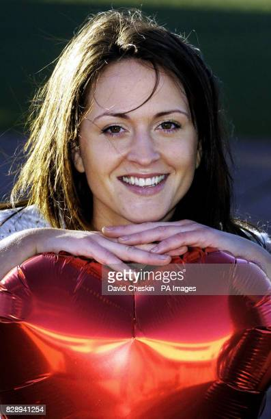 """Beauty therapist Laura Taylor, from Edinburgh, who viewers will see as the first 'picker' on ITV`s brand new dating show """"Love on a Saturday Night"""",..."""