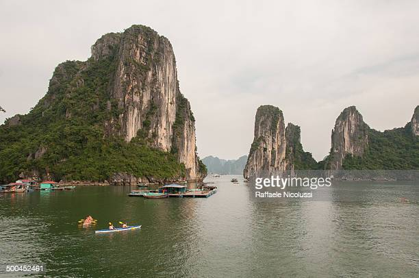 Beauty view of Halong Bay
