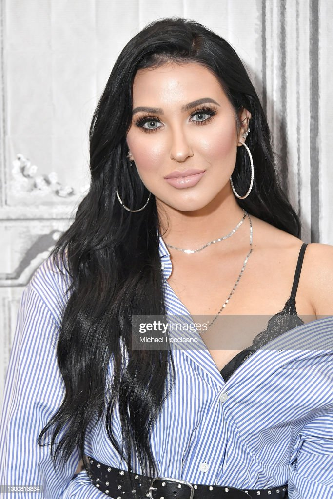 Beauty YouTuber Jaclyn Hill Visits Build To Discuss The